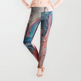 Casting VII Leggings