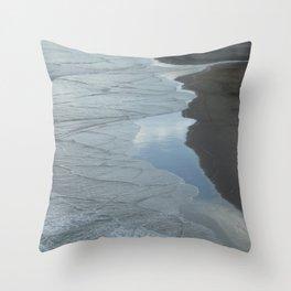 Westcoast textures Throw Pillow
