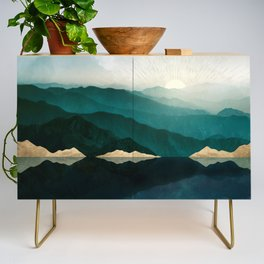 Waters Edge Reflection Credenza