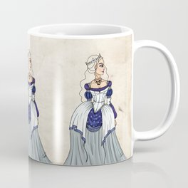 Night Princess Coffee Mug