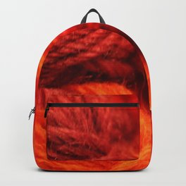 Many Balls of Wool in Shades of Red #society6 #decor #buyart Backpack