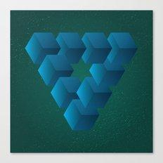Penrose No. 1 Canvas Print