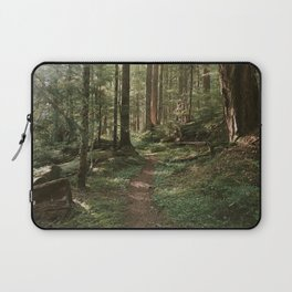 Wonderland Forest Trail Laptop Sleeve