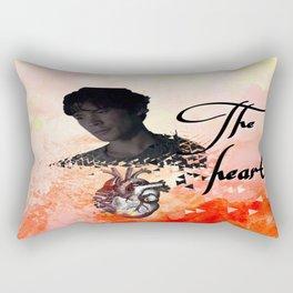 Bellamy: The Heart Rectangular Pillow