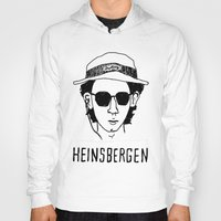 royal tenenbaums Hoodies featuring Heinsbergen (Royal Tenenbaums/Breaking Bad) by Tabner's
