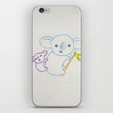 K Koala iPhone & iPod Skin