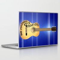 woody Laptop & iPad Skins featuring Woody by Derek Donovan