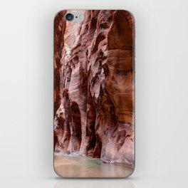 The Narrows Zion National Park Utah iPhone Skin
