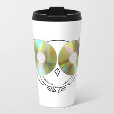 CD Owl Travel Mug