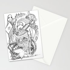 CV3 Stationery Cards