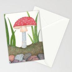 Amanita Muscaria Stationery Cards
