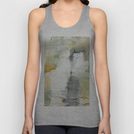 Pathway by Jennifer Lorton Unisex Tank Top