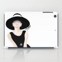tiffany iPad Cases featuring Breakfast Tiffany by carotoki art and love