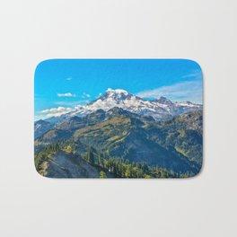 Mt. Rainer Bath Mat