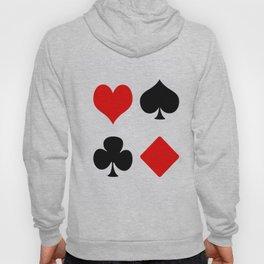 poker card figures Hoody