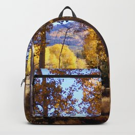 Autumn Paint, Chama New Mexico Backpack