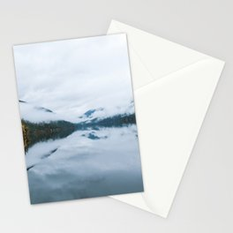 Lake Crescent Stationery Cards