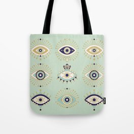 Evil Eye Collection Tote Bag