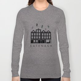 Reading Ghost Stories Long Sleeve T-shirt