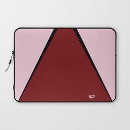 COLOUR COUPLES RED LIPSTICK #colour #minimal #fashion #design #home #decor #buyart Laptop Sleeve