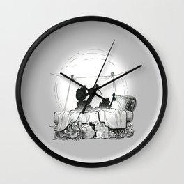 survival Wall Clock