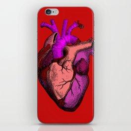 Valentine Anatomy Heart iPhone Skin