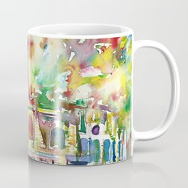 COLOSSEUM - watercolor painting Coffee Mug