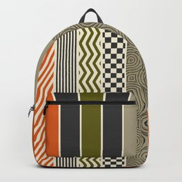 Patterns - Color Backpack