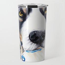 Kelpie Dog Travel Mug