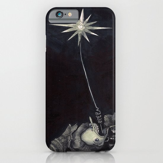 Ghost Light iPhone & iPod Case