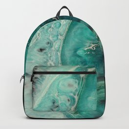 Glass half full Backpack