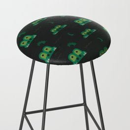 See you later alligator (Patterns Please) Bar Stool