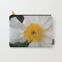 White Beauty by Teresa Thompson Carry-All Pouch