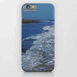 North Sea Waves 2 iPhone Case