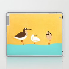 scolopacidae birds Laptop & iPad Skin