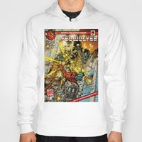 transformers Hoodies featuring transformers by Haribow