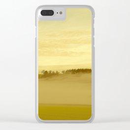 Fog 32 Clear iPhone Case