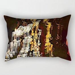 Spirit of Man Rectangular Pillow