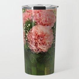 Box of Carnations Travel Mug