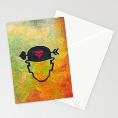 Soldier of love Stationery Cards
