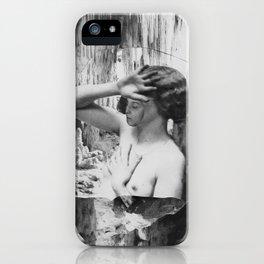 Irène iPhone Case