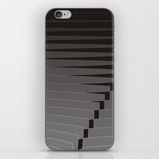 Lost in the space iPhone & iPod Skin