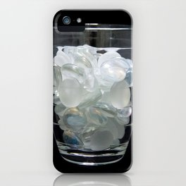 Drinking Glass iPhone Case