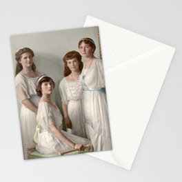 OTMA 1914 Formal - Colorized Stationery Cards