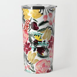 Wild Garden II Travel Mug