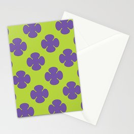 Patrick's clothes Stationery Cards