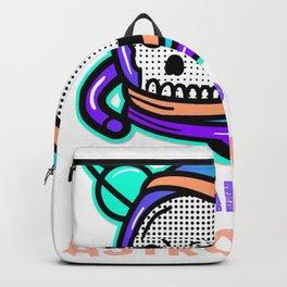 Happy Astroween - Halloween Pun Backpack