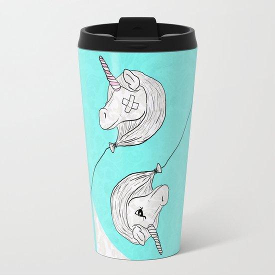 Skeletonia Travel Mug