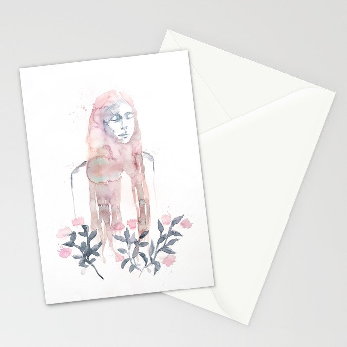 Longing For Stationery Cards