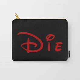 Die Mort Death Carry-All Pouch